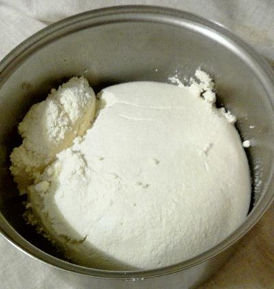 Домашний творог рецепт из прокисшего молока